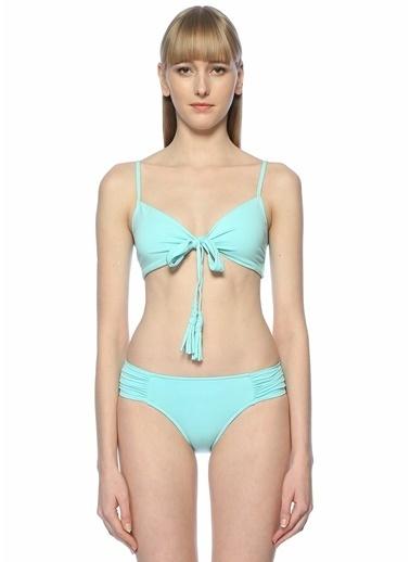 Seafolly Bikini Üst Mavi